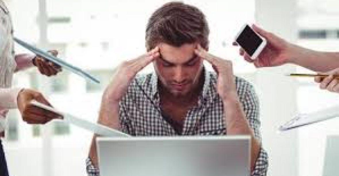 ¿Cuál es la diferencia entre estrés y ansiedad?